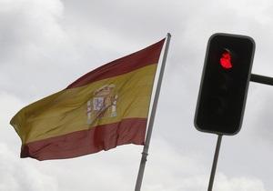 Испанию затянуло в рецессию