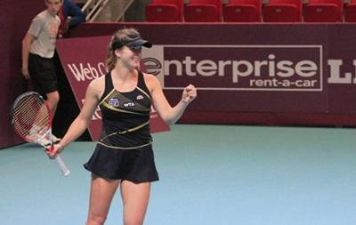 Теннис: Свитолина продолжила триумфальное шествие в Париже