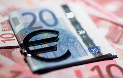 Евро на Forex снижается