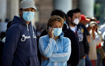 В Мексике растет число заболевших свиным гриппом