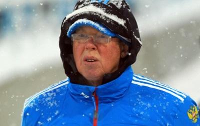 Тренер сборной России по биатлону: Путин не хочет допинговых скандалов во время Олимпиады