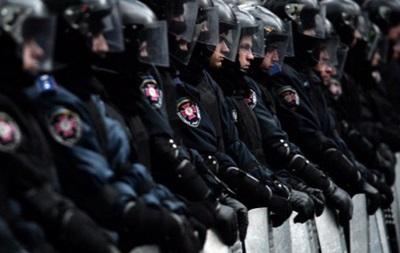 МВД опровергает информацию о возможном использовании огнеметов