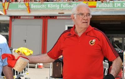 В Мадриде умер экс-тренер сборной Испании и Барселоны