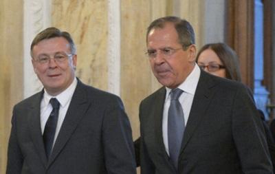 Лавров: Украину не нужно ставить перед выбором между Россией и остальным миром