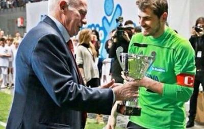 Вратарь Реала: Арагонес был одним из самых важных людей в моей карьере