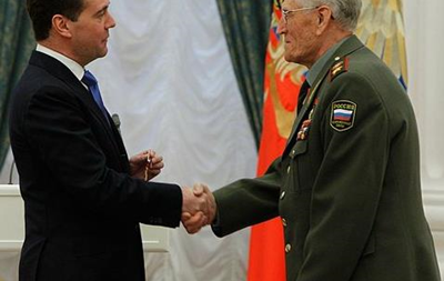 Умер маршал Советского Союза Василий Петров