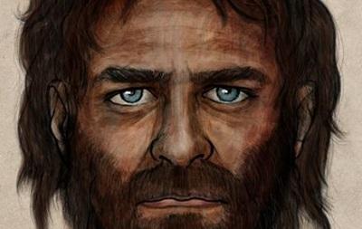 У древних европейцев была темная кожа и голубые глаза
