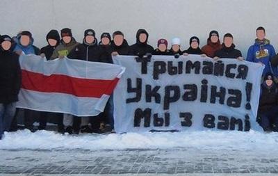 В Беларуси хотят арестовать 23 местных сторонников Евромайдана