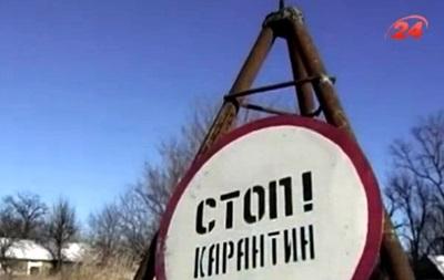 На Луганщине объявили чрезвычайную ситуацию из-за африканской чумы
