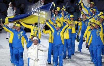 Биатлонисты отказались нести флаг Украины на открытии Олимпиады