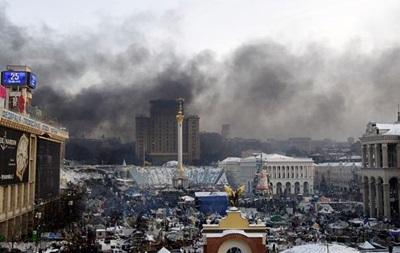 МИД Украины предостерегает иностранных политиков от участия в протестных акциях в стране