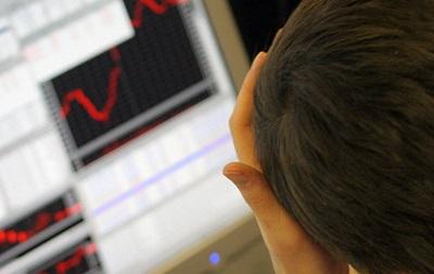 Биржи Европы открылись падением индексов