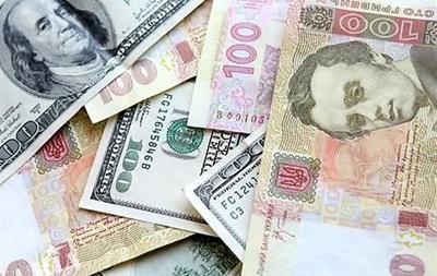 К закрытию межбанка гривна упала до рекордных 8,85/8,90 за доллар