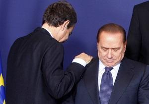 Италия отказалась от помощи МВФ