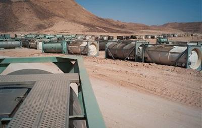 Ливия заявила о полном уничтожении химического оружия