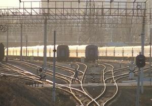 Сегодня утром десять поездов прибыли в Симферополь с опозданием