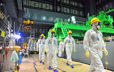 В Японии обследуют 30 тысяч ликвидаторов аварии на АЭС Фукусима-1