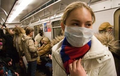 Более 200 тысяч украинцев заболели гриппом в течение недели