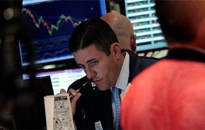 Биржи США открылись падением на негативной макростатистике