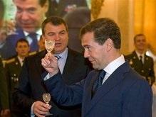 Медведев может посетить финал Евро-2008