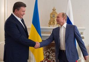 Источник: 22 октября в Москве пройдут переговоры Януковича и Путина