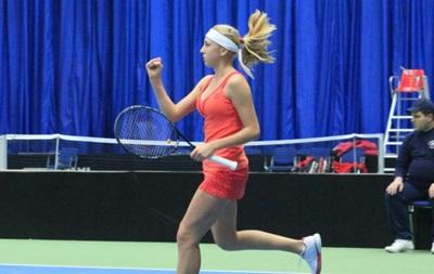 Теннис: Сборная Украины разгромила Словению