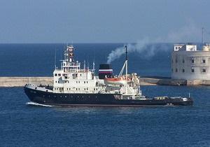 Корабль ЧФ РФ отбил атаку сомалийских пиратов на российский танкер