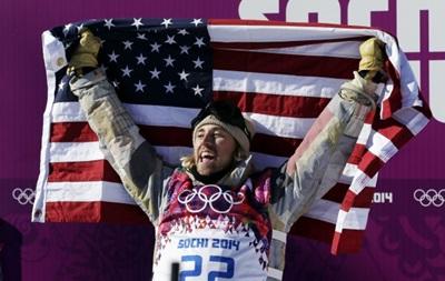 Первым Олимпийским чемпионом Сочи стал американец Котсенбург