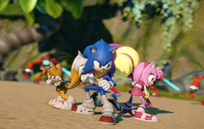 Анонсирована новая игра про ежа Соника - Sonic Boom