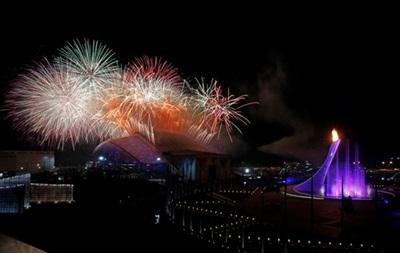 В США открытие Олимпиады в Сочи посмотрели 31,7 млн телезрителей