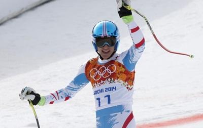 Сын олимпийского медалиста 1988 года выиграл золото в Сочи