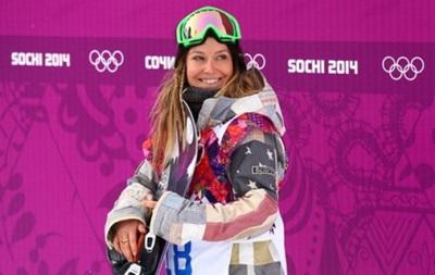 Олимпиада 2014: Джейми Андерсон выигрывает первое историческое золото в слоупстайле