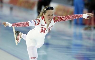 Россия выигрывает первую медаль Олимпиады в Сочи