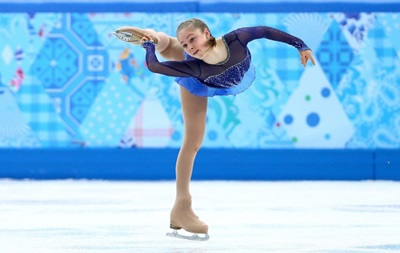 Россиянка Юлия Липницкая стала самой молодой чемпионкой в истории зимних Олимпиад