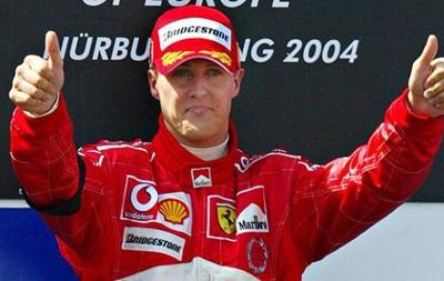 СМИ: Шумахер не реагирует на внешние раздражители