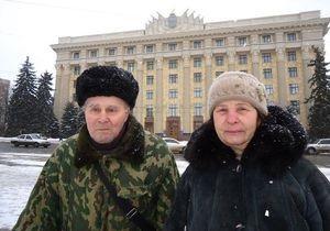 Харьковские ветераны пожаловались на то, что их обматерили в приемной Добкина