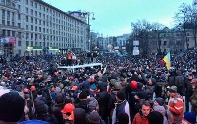 Евромайдан SOS сообщает об исчезновении 20 активистов