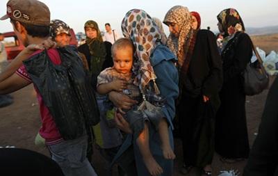 В Украине растет количество незаконных мигрантов из Сирии - Госпогранслужба