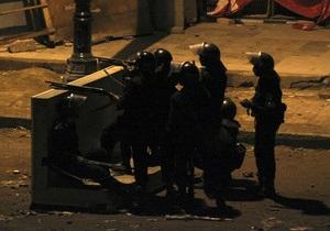 Военные освободили от демонстрантов главную площадь Каира