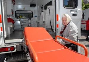 ДТП в Черниговской области: два человека погибли, трое пострадали