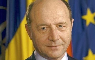 Президент Румынии постарается не допустить попадания Молдовы в Евразийский союз