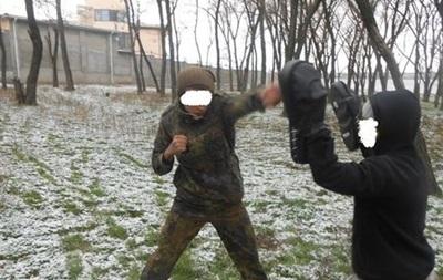 МВД  расследует создание в Тернопольской области военизированного формирования под эгидой Правого сектора