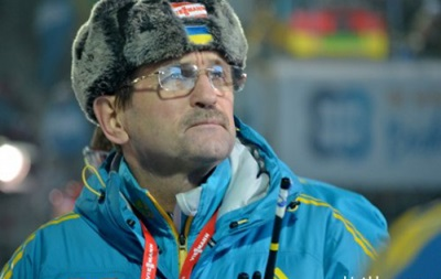 Тренер сборной Украины по биатлону: Вся наша команда переболела