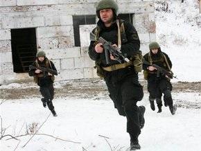ТВ: Российский вертолет высадил десант у грузинского села