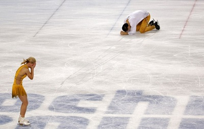 Фотогалерея: Слезы на льду: Самые яркие кадры шестого дня Олимпиады в Сочи