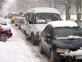 МЧС просит водителей быть осторожными в связи с ухудшением погодных условий
