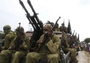 В Сомали бои с боевиками унесли жизни 14 человек