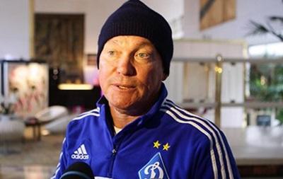 Блохин: Динамо уже может выдержать в хорошем темпе 90 минут