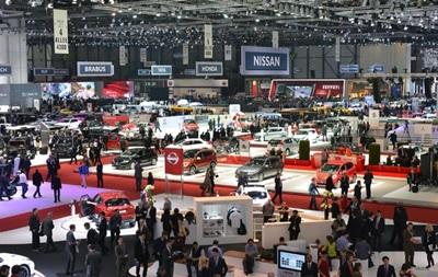 Женевский автосалон 2014 года