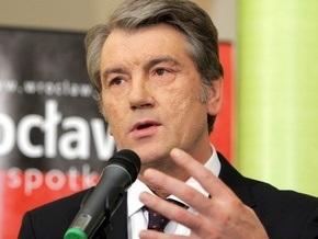 Газовые контракты между Украиной и Россией приведут к убыточной работе Нафтогаза - Ющенко